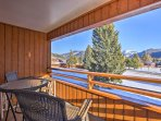 Retreat to this Grand Lake 2-bedroom, 2-bathroom vacation rental condo.