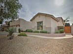 This Chandler home is the perfect destination for your next vacation!