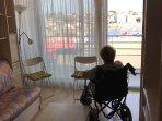 .logement accessible aux personnes à mobilité réduite