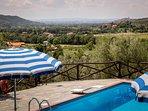 2 bedroom Apartment in Castiglion Fiorentino, Tuscany, Italy : ref 5474510