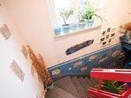 Hallway, Surface: 8 m²