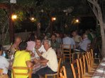 Forsos for food, friends, fun, mezze and olive trees. The true village Cyprus