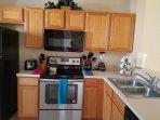 Kitchen w/ New Stove/Macrowave