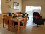 Living Room/Dinning Table