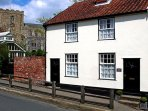 Cobblers Cottage; a spacious double fronted cottage in a lovely historic Suffolk village