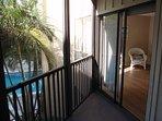 Pool View Lanai (Off Living Room)