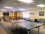Game Room at resort