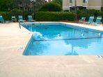 The Sealoft neighborhood pool is just down the street.