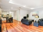 Stay in the heart of Melbourne in the lap of luxury