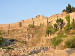 Palace Alcazaba is 7 minutes walk from the apartment.