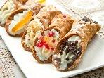Cannoli siciliani a colazione o per dessert