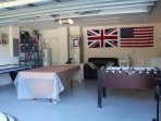 Games Room (Garage)