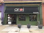 Eat, Drink and Smile  Aroi Thai Restaurant and Sushi Bar brings you delicious Thai food and Japanese