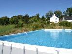 Aménagement 2017 : la piscine !