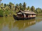 Single bedroom Houseboat