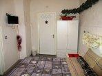 Camera da letto piano terra con bagno privato e lettino supplementare