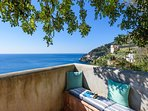 Limone - Private terrace with BBQ