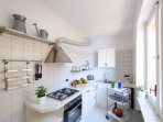 Limone - complete, fully equipped kitchen