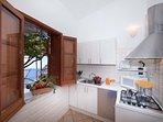 Nido - Kitchen - sea view
