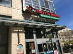 Harris Teeter Grocery Store next to Noma Subway Station