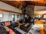 Luxury Chalet, Nestled in the Mountains and Offering Unrivaled Comfort