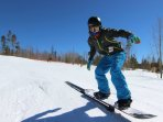 The Blue Sage Beauty provides direct access to Granby Ranch Ski area