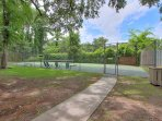 Greenwood Forest Tennis Courts