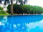 Kovky Villa swimming pool