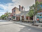 Tons of restaurants and shops lie within short walking distance of this Chicago home!