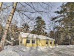 Located in the heart of the lakes region, this 2-bedroom, 1-bathroom Naples, Maine cottage is the ideal getaway for 4...