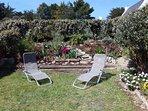 Relax dans le jardin