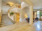 You'll love the grand staircase in the front entryway.