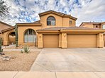 This home is minutes away from downtown Scottsdale boasting restaurants and shopping!