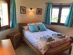 downatairs double room