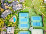 Poipu Kai Tennis Courts and Pool