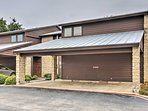 This New Braunfels condo is the perfect destination for your next vacation!