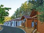 Disponemos de 11 bungalows. Pregunta por nuestros distintos tipos de bungalows