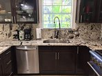 Full Size Fully Equipped Kitchen with Dishwasher
