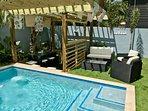 Pool Side Lounge Seating