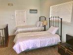 THIRD FLOOR has 2 twin beds (Sleeps 2).