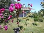 Terrazzo sul giardino