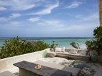 L'accesso a questa casa sulla spiaggia 15 minuti da buona speranza COACH CASA VILLA