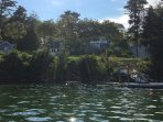 Centerview, deep water, tie up your boat to the dock, fish, swim or just relax