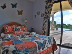 The Butterfly Room ia a favorite - a queen bed, full loft and a beautiful view.