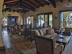 The Clubhouse is available for your use when you stay with us, home of, La Finca y el Mar.