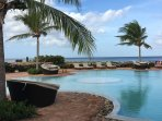 In addition to a private pool at Hacienda Vista del Mar, there are 3 pools available for your use.
