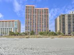 Welcome to your Myrtle Beach home-away-from-home!