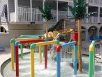 Kiddee Splash Zone