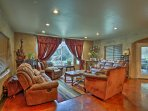 Plan your next California escape at this beautiful 4-bedroom, 2.5-bathroom vacation rental house nestled on 8 lush...