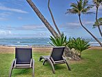Take in the beauty of Kapa'a at this 2-bed, 1-bath vacation rental condo!